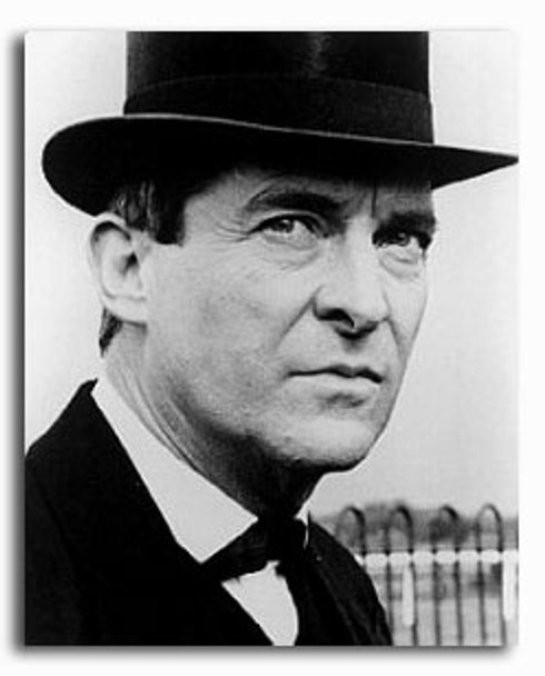 (SS2128997) Jeremy Brett  The Adventures of Sherlock Holmes Movie Photo