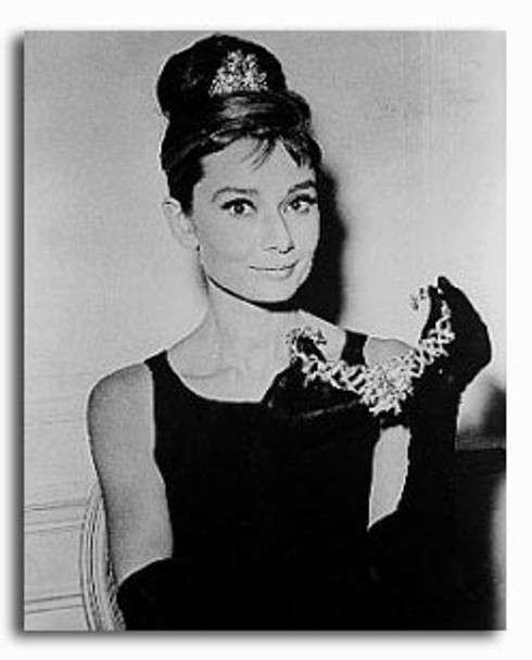 (SS2138487) Audrey Hepburn  Breakfast at Tiffany's Movie Photo