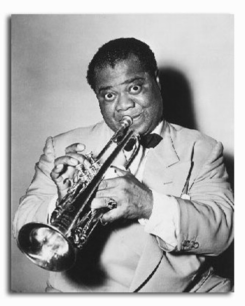 (SS2143167) Louis Armstrong Music Photo