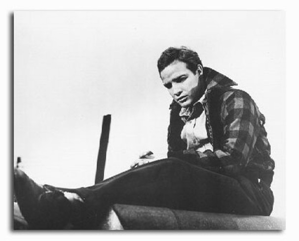 (SS2145923) Marlon Brando  On the Waterfront Movie Photo
