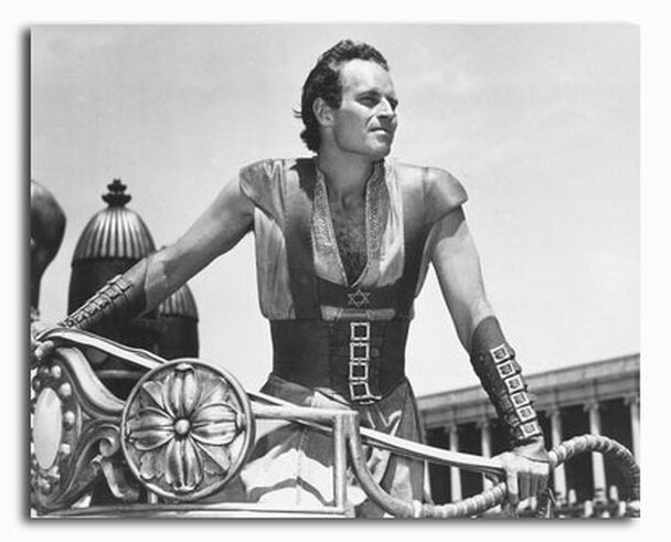 (SS2149108) Charlton Heston  Ben-Hur Movie Photo