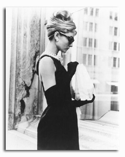 (SS2157051) Audrey Hepburn  Breakfast at Tiffany's Movie Photo