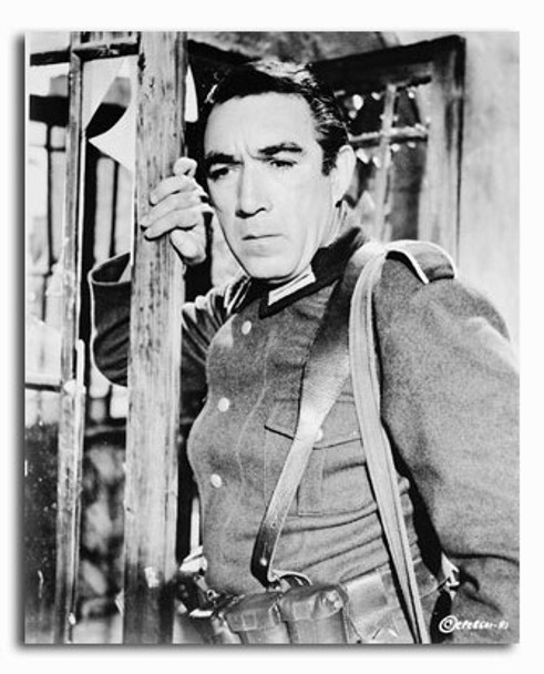 (SS2174146) Anthony Quinn  The Guns of Navarone Movie Photo