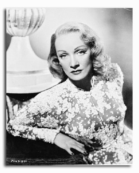 (SS2175992) Marlene Dietrich Movie Photo