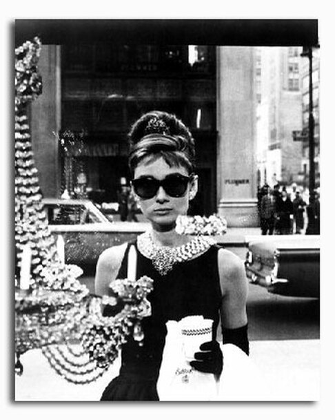 (SS2181868) Audrey Hepburn  Breakfast at Tiffany's Movie Photo
