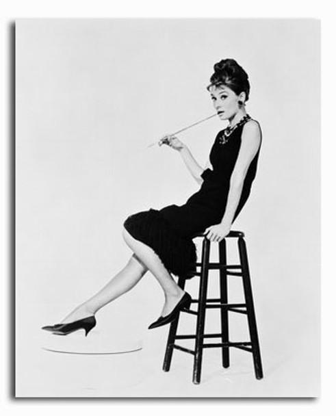 (SS2181881) Audrey Hepburn  Breakfast at Tiffany's Movie Photo
