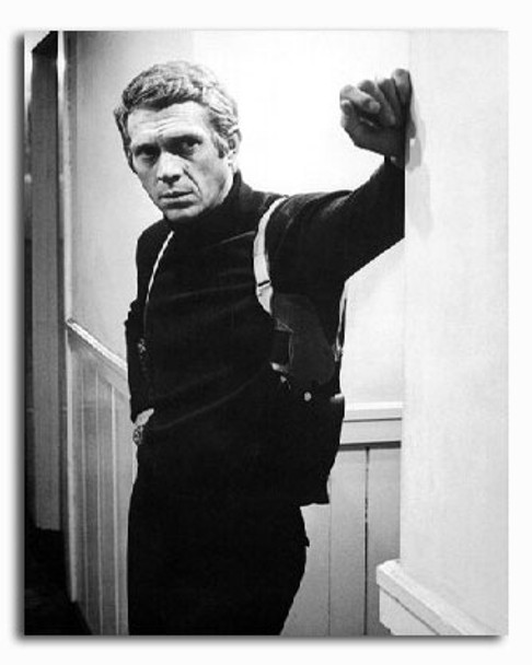 (SS2182804) Steve McQueen  Bullitt Movie Photo