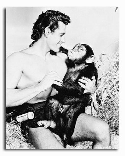 (SS2186938) Gordon Scott  Tarzan's Hidden Jungle Movie Photo