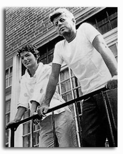 (SS2191644) John F.kennedy & Jackie Kennedy Movie Photo