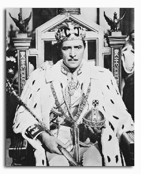 (SS2192658) Ronald Colman  The Prisoner of Zenda Movie Photo