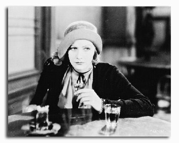 (SS2196363) Greta Garbo Movie Photo