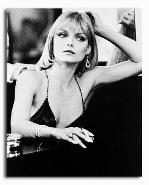 (SS2198716) Michelle Pfeiffer Music Photo