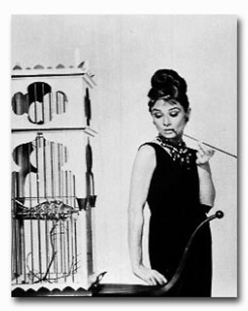 (SS2199834) Audrey Hepburn  Breakfast at Tiffany's Movie Photo