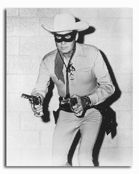 (SS2203435) Clayton Moore  The Lone Ranger Movie Photo