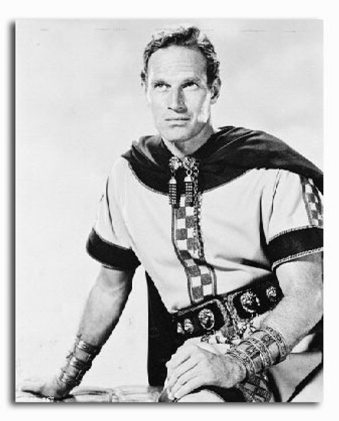 (SS2204722) Charlton Heston  Ben-Hur Movie Photo