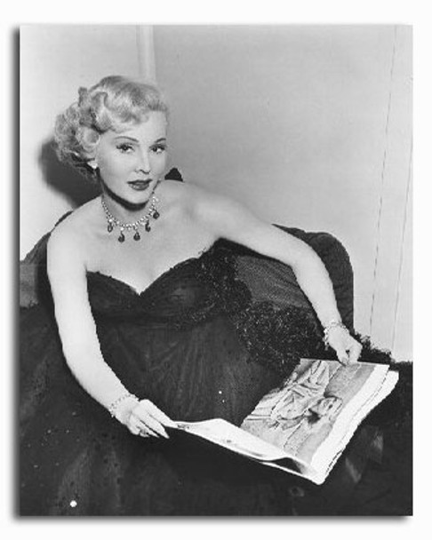 (SS2206087) Zsa Zsa Gabor Movie Photo