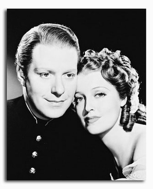 (SS2206568) Nelson Eddy, Jeanette MacDonald Movie Photo