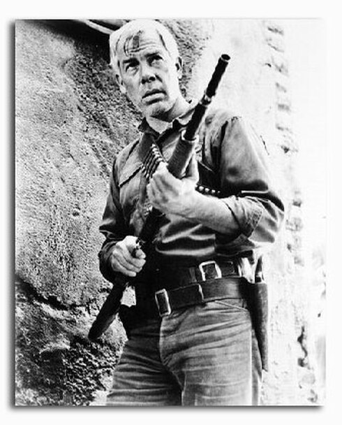 (SS2206607) Lee Marvin  The Professionals Music Photo