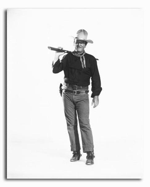 (SS2209597) John Wayne  The Man Who Shot Liberty Valance Movie Photo
