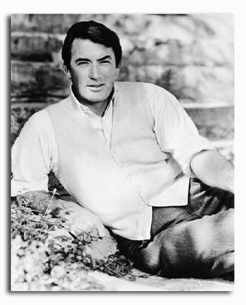 (SS2214238) Gregory Peck Movie Photo