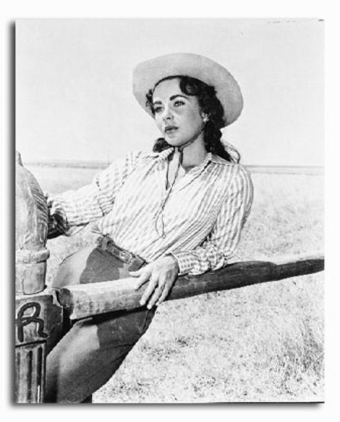 (SS2214381) Elizabeth Taylor  Giant Movie Photo