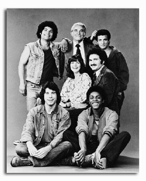 (SS2215980) Cast   Welcome Back, Kotter Television Photo