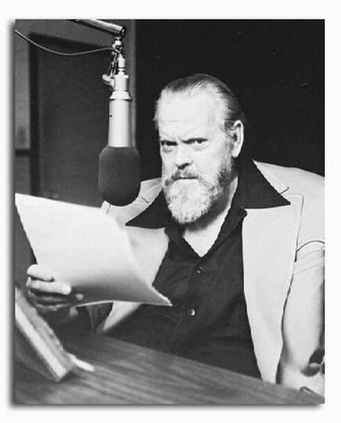 (SS2217553) Orson Welles Movie Photo