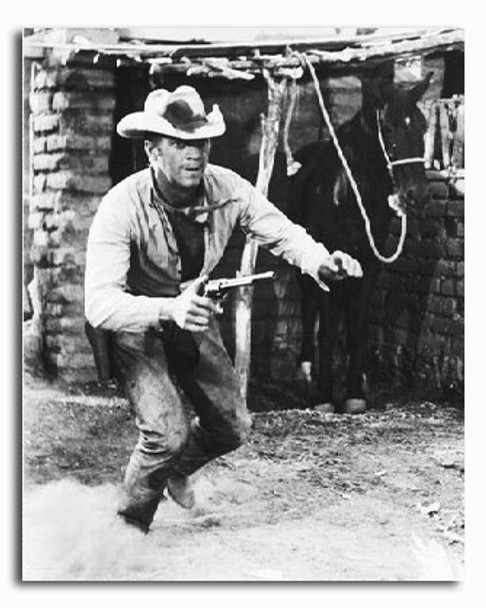 (SS2218021) Steve McQueen  The Magnificent Seven Movie Photo