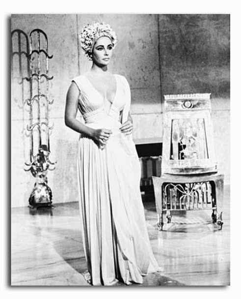 (SS2218242) Elizabeth Taylor  Cleopatra Movie Photo