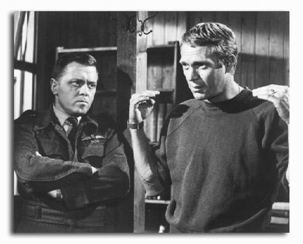 (SS2219659) Steve McQueen  The Great Escape Movie Photo