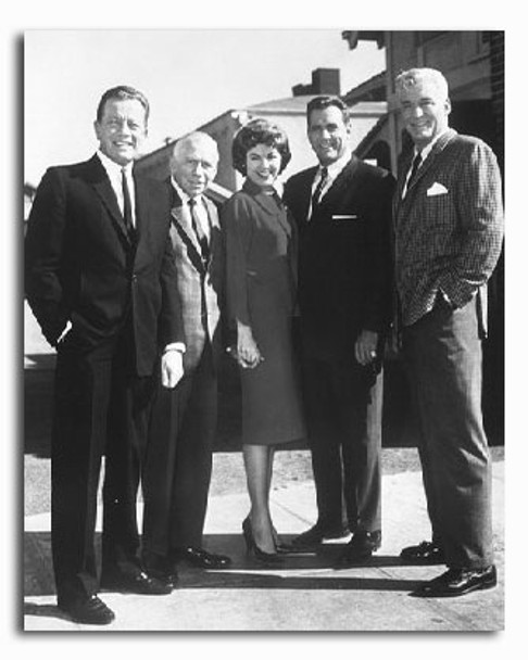 (SS2219776) Cast   Perry Mason Television Photo