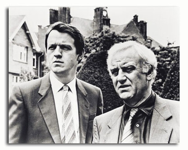 (SS2220504) Cast   Inspector Morse Television Photo