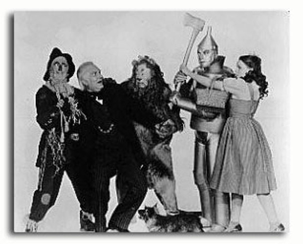 (SS2220998) Cast   The Wizard of Oz Movie Photo