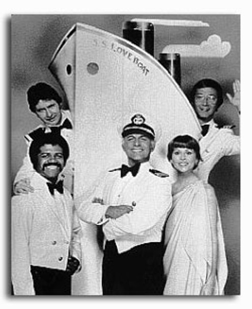 (SS2221544) Cast   The Love Boat Movie Photo