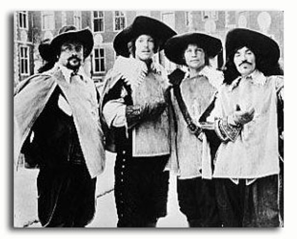 (SS2223273) Cast   The Four Musketeers Movie Photo