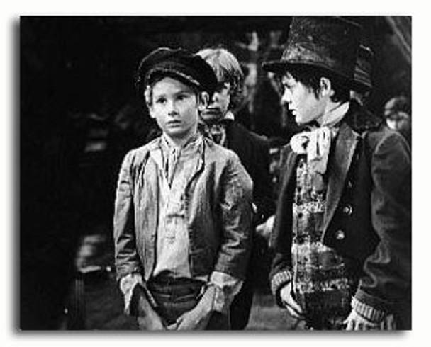 (SS2223585) Cast   Oliver! Movie Photo
