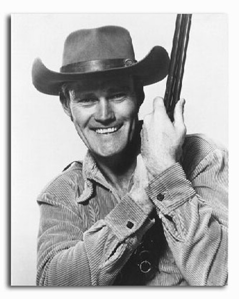 (SS2225990) Chuck Connors  The Rifleman Movie Photo