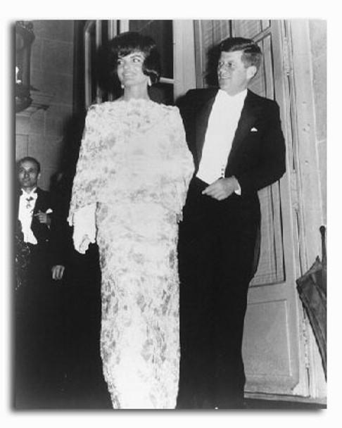 (SS2226237) John F.kennedy & Jackie Kennedy Movie Photo