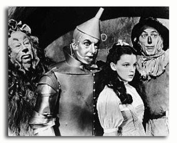 (SS2226679) Cast   The Wizard of Oz Movie Photo