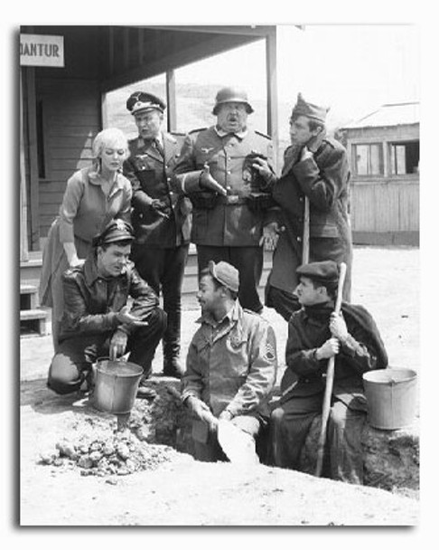 (SS2227810) Cast   Hogan's Heroes Television Photo