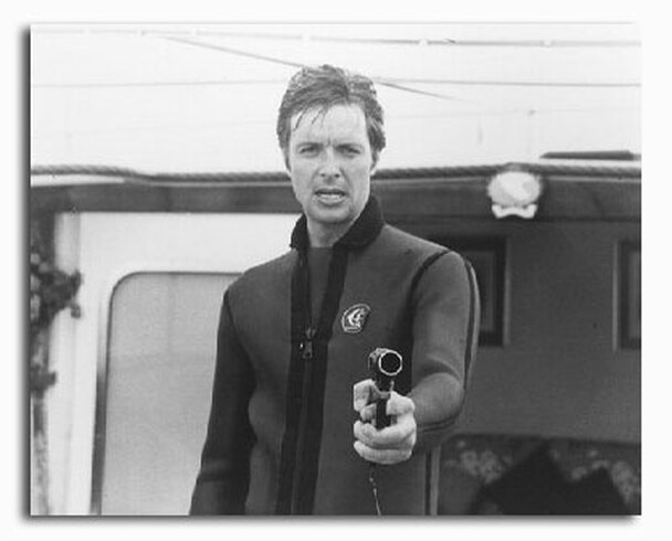 (SS2227966) Ian Ogilvy  Return of the Saint Movie Photo