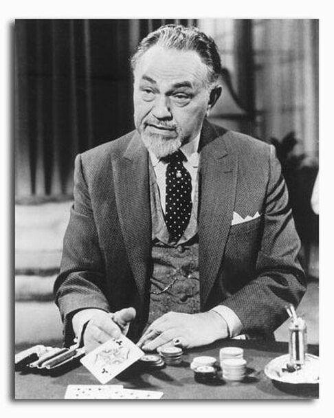(SS2228018) Edward G. Robinson  The Cincinnati Kid Movie Photo