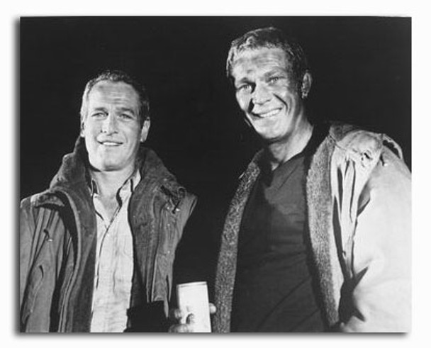 (SS2231775) Steve McQueen, Paul Newman Movie Photo