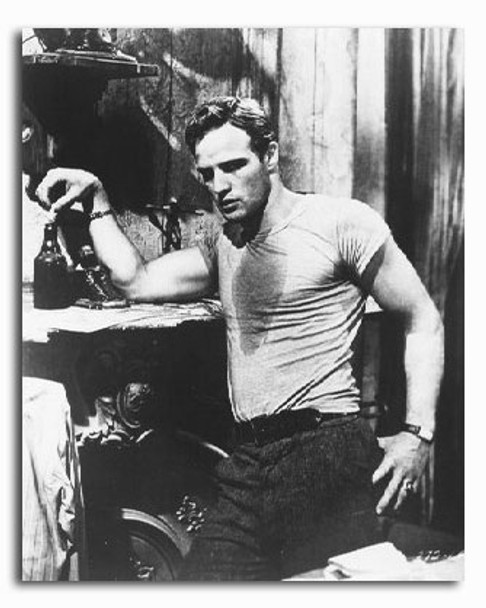 (SS2232204) Marlon Brando  A Streetcar Named Desire Movie Photo