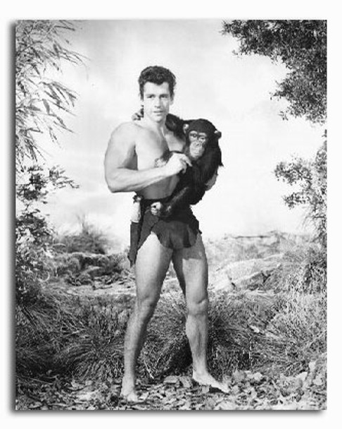 (SS2232399) Gordon Scott  Tarzan and the Lost Safari Movie Photo