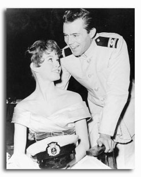 (SS2239770) Brigitte Bardot  Doctor at Sea Movie Photo