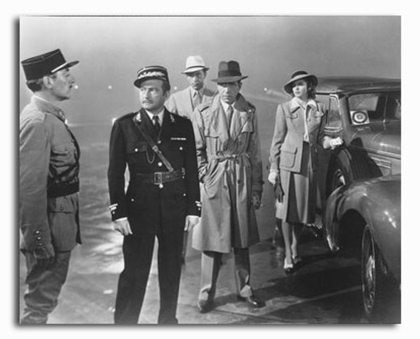 (SS2242981) Cast   Casablanca Movie Photo