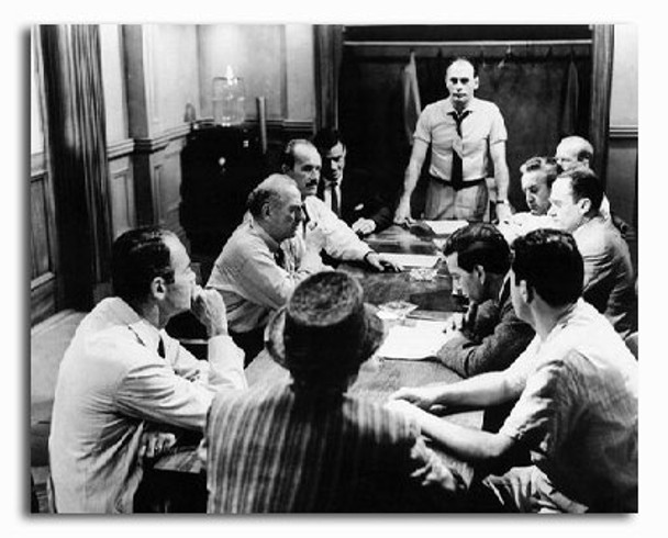 (SS2246764) Cast   12 Angry Men Movie Photo