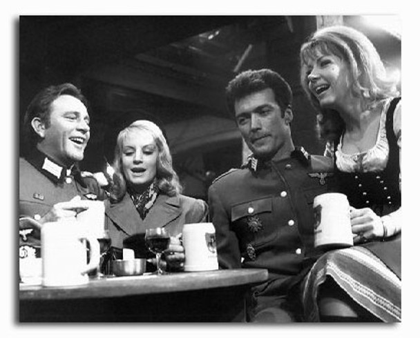 (SS2246894) Cast   Where Eagles Dare Movie Photo