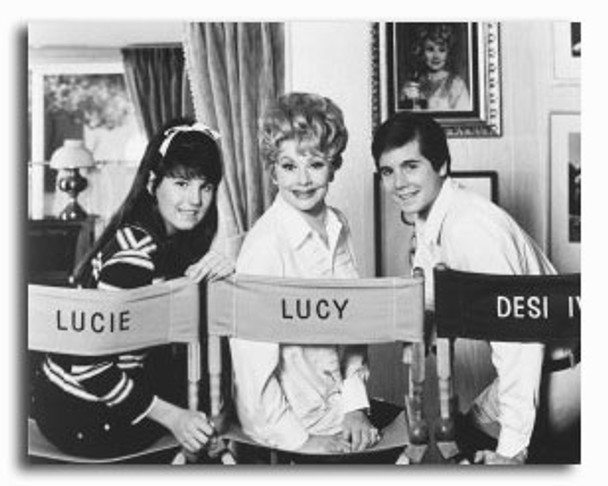 (SS2249065) Cast   Here's Lucy Television Photo
